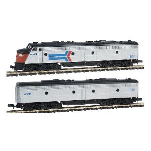 E Series Diesel Locomotives