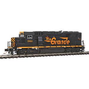 GP60 Diesel Locomotive