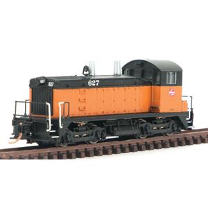 SW9/1200 Diesel Locomotive