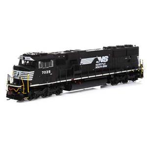 SD60E Diesel Locomotive