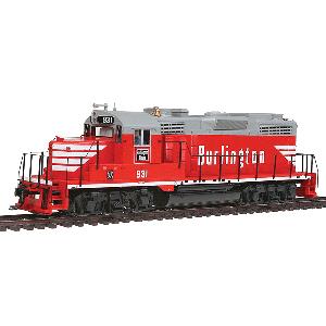 GP20 Diesel Locomotive