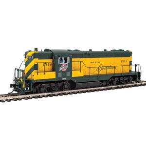GP7 Diesel Locomotive