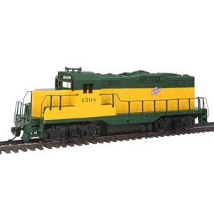 GP9 Diesel Locomotive