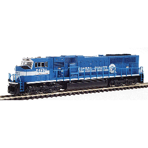 SD70MAC Diesel Locomotive