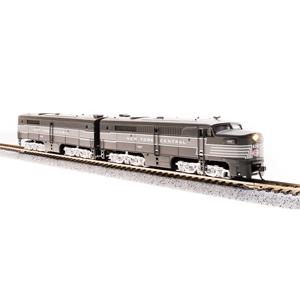 PA Diesel Locomotive