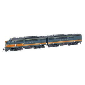 FT Diesel Locomotive