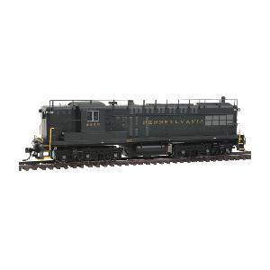 AS-616 Diesel Locomotive