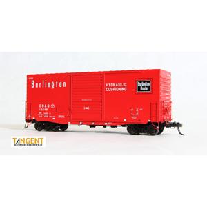Mini-Hy Cube Boxcar