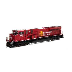 SD80MAC / SD90MAC Diesel Locomotive