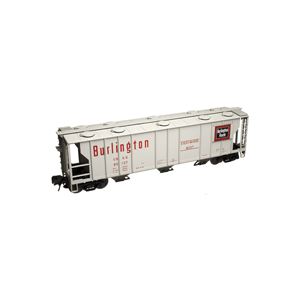PS-2 3 Bay Covered Hopper