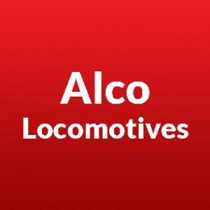 Alco Diesel Locmotives