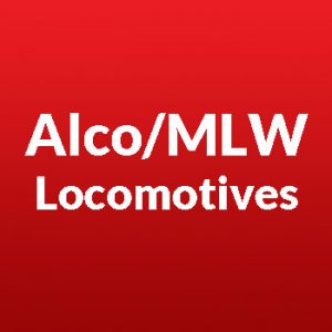 Alco/MLW Diesel Locomotives