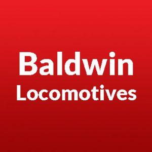 Baldwin Diesel Locomotives