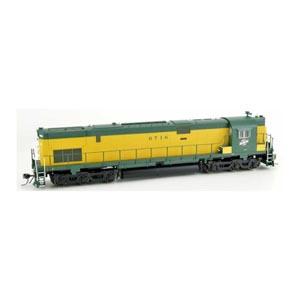 C628 Diesel Locomotive