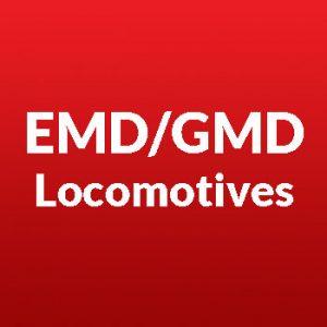 EMD/GMD Diesel Locomotives