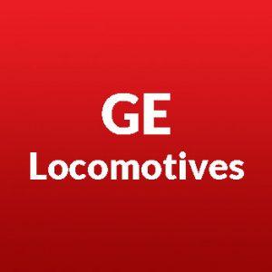 GE Diesel or Electric Locomotives