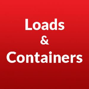 Loads & Containers