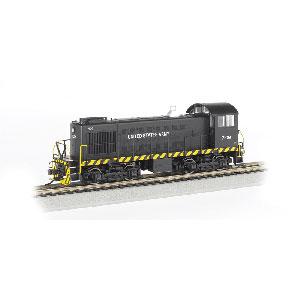 S2 Diesel Locomotive