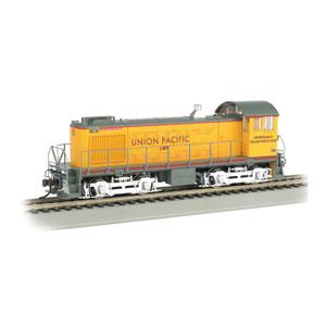 S4 Diesel Locomotive