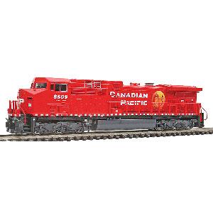 AC4400 Diesel Locomotive