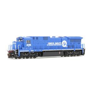 """Rivet Counter"" C39-8 Diesel Locomotive"