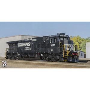 """Rivet Counter"" C40-9 Diesel Locomotive"