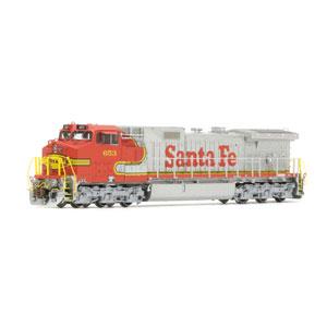 """Rivet Counter"" C44-9W Diesel Locomotive"