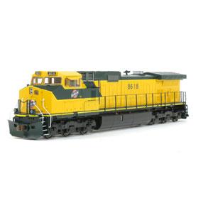 """Operator"" C44-9W Diesel Locomotive"