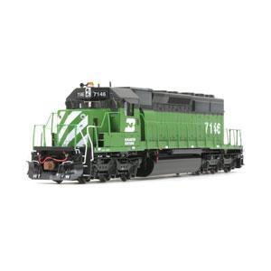 """Rivet Counter"" SD40-2 Diesel Locomotive"