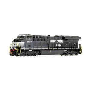 """""""Rivet Counter"""" Tier 4 """"GEVo"""" Diesel Locomotive"""