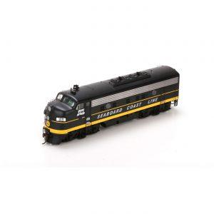 F9 Diesel Locomotive