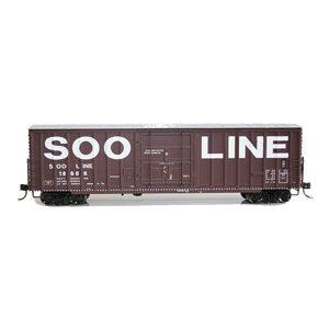 SOO 7 Post Boxcar