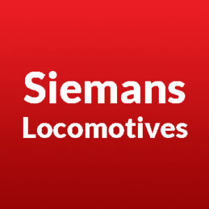 Siemans Locomotives