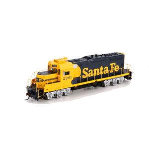GP7u Diesel Locomotive