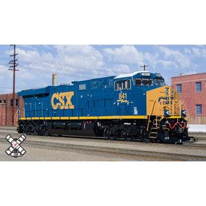 """Rivet Counter"" ES44 Diesel Locomotive"