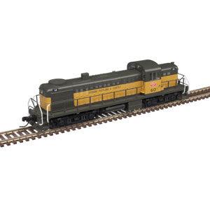 RS2 Diesel Locomotive