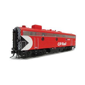 F7 & F9 Diesel Locomotives
