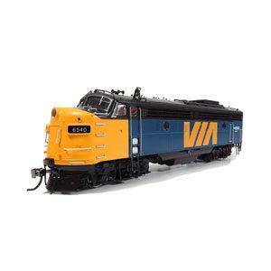 FP7 & FP9 Diesel Locomotives