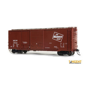 40' Combination Door Box Car