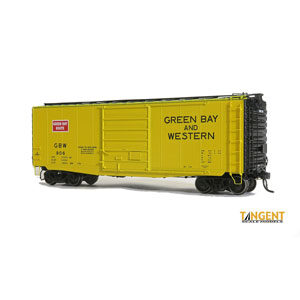 40' 9' Door Box Car